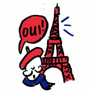 French language oral